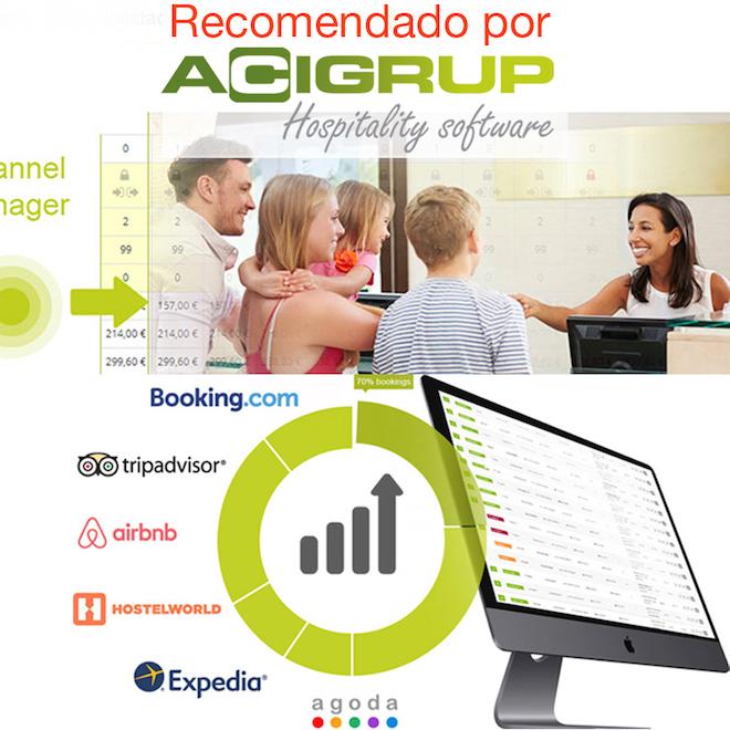 web hoteles marketing hotelero